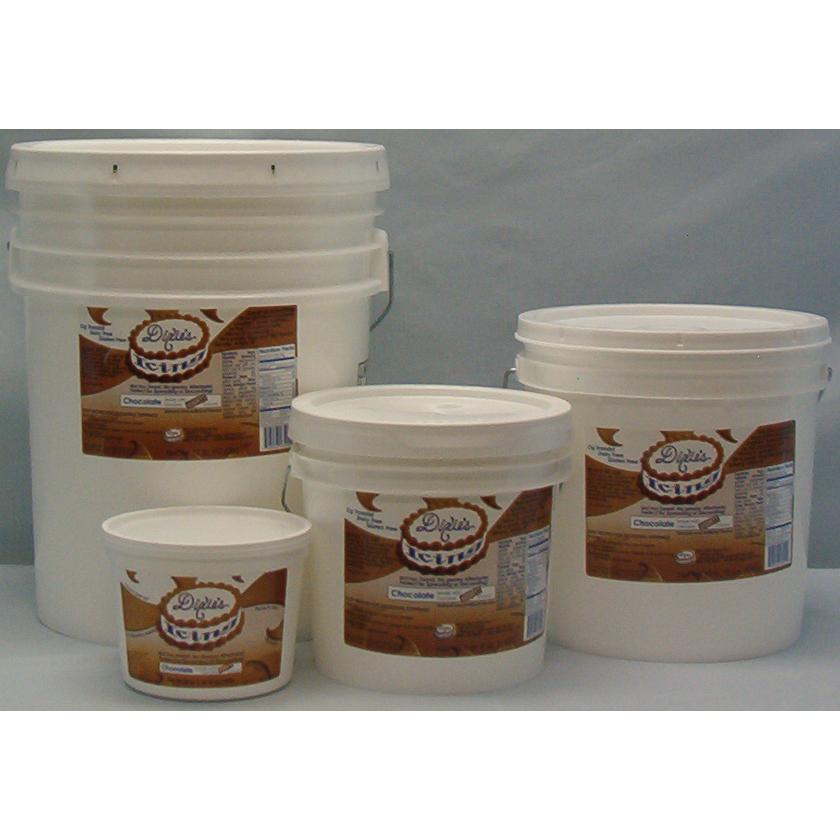 Chocolate Buckets